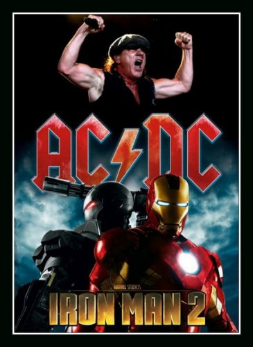 AC/DC - OST Iron Man 2 (Deluxe Edition) 2010 APE