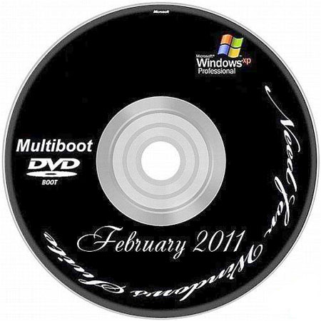 Windows XP Need for Windows Suite SP3 DVD 02.11 Rus