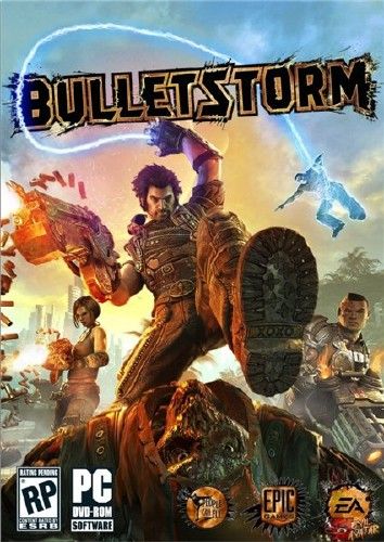 Bulletstorm 2011 CRACK by FLT