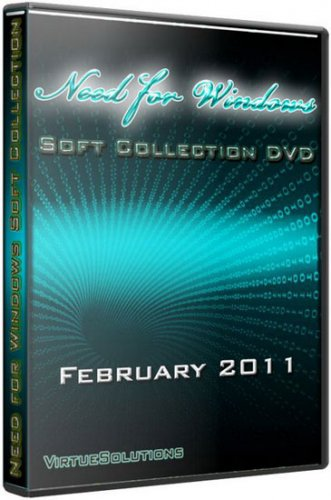 Need for Windows Soft Collection DVD 02.11 Rus