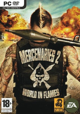 Mercenaries 2 World in Flames (2008г.) PC