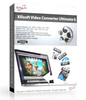 Xilisoft Video Converter Ultimate 6.5.3 build 0310