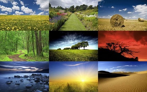 40 Amazing Landscapes Wallpapers