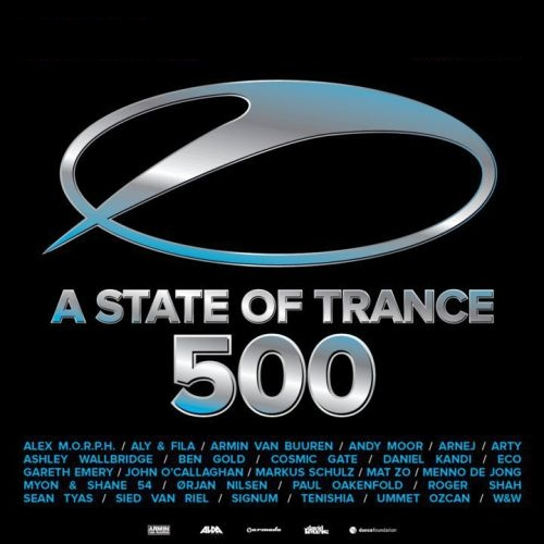 Armin van Buuren - A State of Trance 500 PRE-PARTY (17.03.2011)