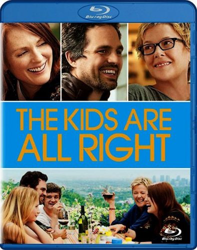 Детки в порядке / The Kids Are All Right (2010/HDRip/2100MB)
