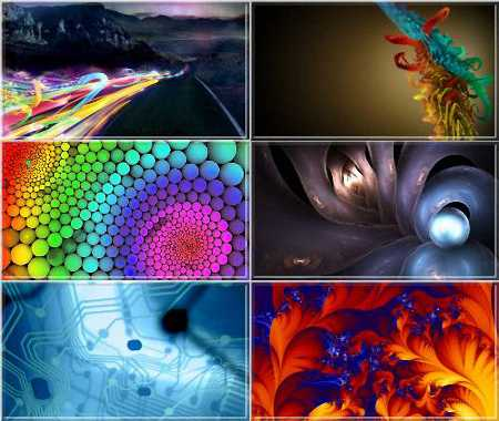 40 Amazing Abstract Wallpapers [Set 5]