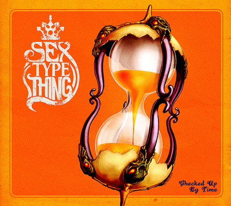 Sex Type Thing - Checked Up By Time (2011) FLAC