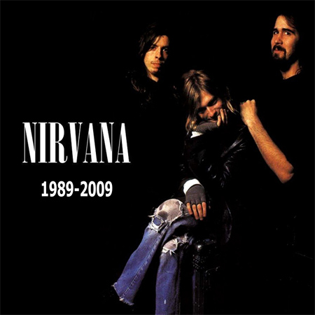 Nirvana - Discography (1989-2009) FLAC