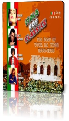 Italo Pop Classics - The Best Of Vota La Voce Vol 1 (1984-1985/SATRip/DVD5)