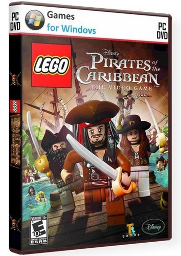 LEGO Пираты Карибского моря / LEGO Pirates of the Caribbean (2011/Rus/Repack by Dumu4)