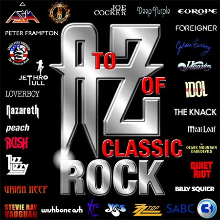 VA - A To Z Of Classic Rock (2011)