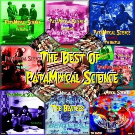The Beatles - The Best Of PataMixical Science (2011) MP3
