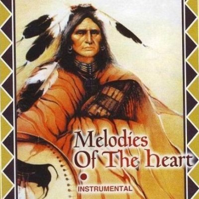 Ecuador Artist - Melodies Of The Heart Indian's Sound (2011)