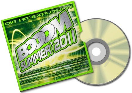 VA - Booom – Summer 2011