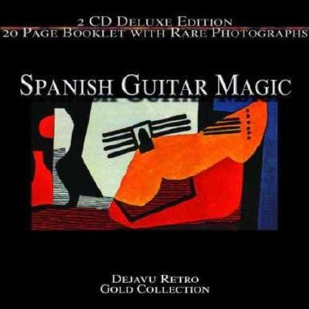 VA - Spanish Guitar Magic - The Gold Collection (2008)