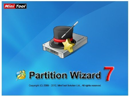 MiniTool Partition Wizard 7.1 Professional Edition (2012/ENG)