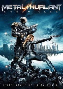 Военная хроника / Metal Hurlant Chronicles - 1сезон (2012) SATRip