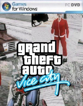 GTA / Grand Theft Auto: Vice City NEW Year (2012/PC/RePack)