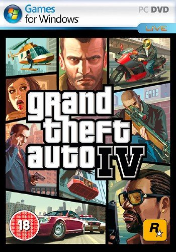 Grand Theft Auto IV mods + Realizm Mod (2008-2010/RUS/ENG/Repack от Podcast)