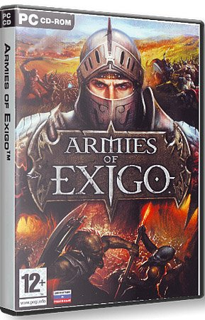 Armies of Exigo 1.4 (RePack Механики/RU)