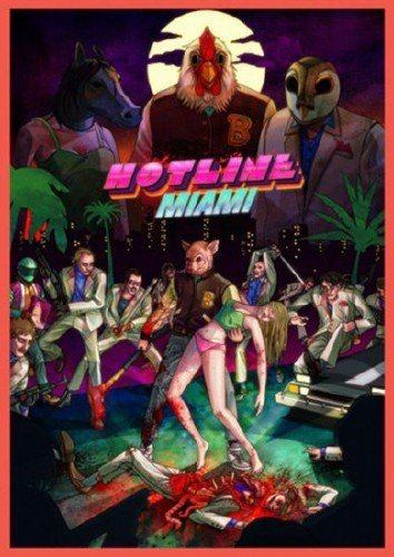 Hotline Miami (2012/ENG)