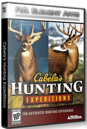 Cabela's Hunting Expeditions (2012/Repack  Element Arts)