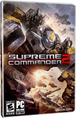 Supreme Commander 2 (Steam-Rip Origins/1.250)