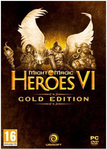 Might and Magic: Heroes VI. Gold Edition. V1.8.0.0 + 2 DLC (2012/RUS/ENG/MULTI6/Repack by Fenixx)