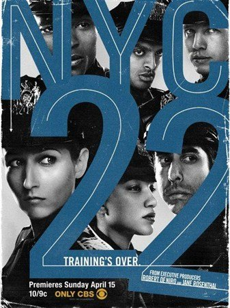 Нью-Йорк 22 (1-3 серии из 13) / NYC 22 (2012 / WEB-DL)