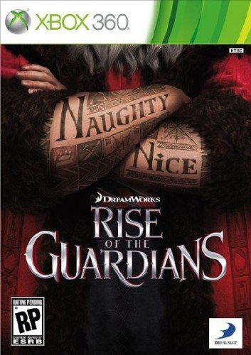 Rise of the Guardians (2012/ENG/RF/XBOX360)